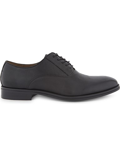 Aldo Eloie Suede Oxford Shoes Black Leather KxPJ0zxw