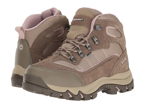 Hi-Tec Skamania Waterproof Taupe Dune Violet Ice Women's Boots Brown 5f0cEo7pNC