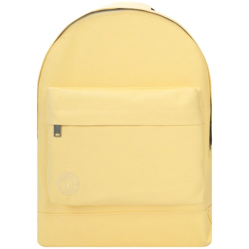 Mi-Pac Canvas Backpack Yellow Lemon cGTzHE
