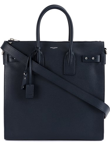 Saint Laurent Sac De Jour Tote Blue M9gdiaYCb
