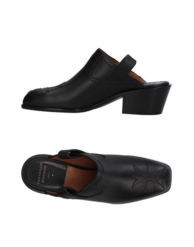 Laurence Dacade Mules Black G66zK
