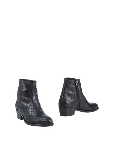 Alexander Hotto Ankle Boots Black 8H8EiwH