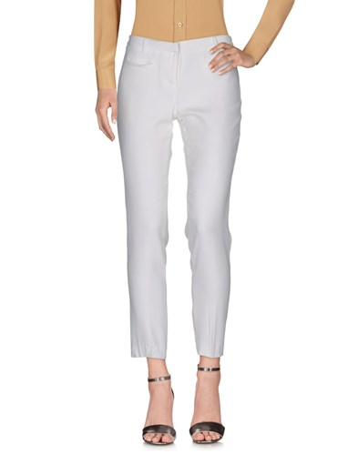 Casual Pants White