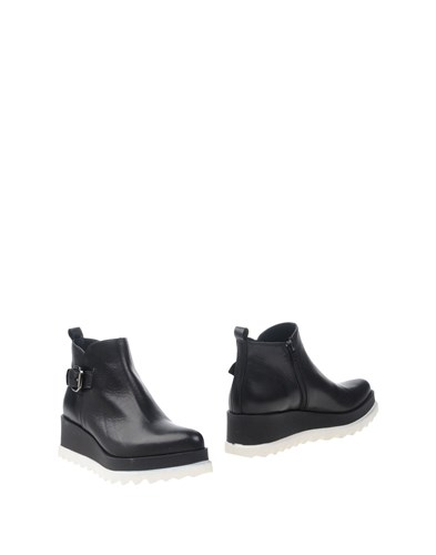 TSD12 Ankle Boots Black OgV6SeXS
