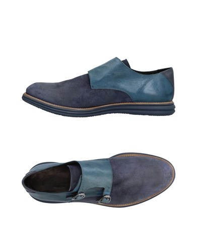 Gold Brothers Loafers Dark Blue m9Cmzj0WP2
