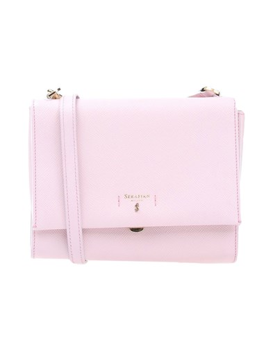 STEFANO SERAPIAN Handbags Light Pink 4qEivdyj