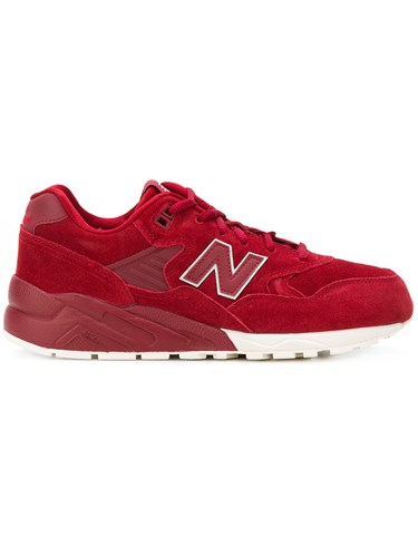 Lace Balance New Up Platform Red Sneakers S8aqBwx5