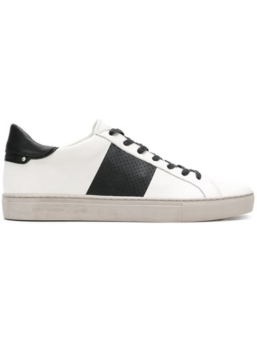 Crime London Beat Sneakers White 27kUErxeU