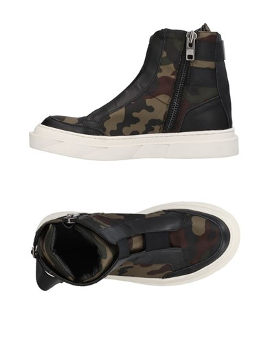 DBYD x YOOX Sneakers Military Green ISIpO