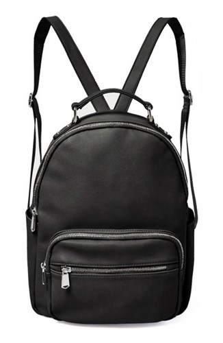 Urban Originals On My Own Vegan Leather Backpack Black m3Cpa