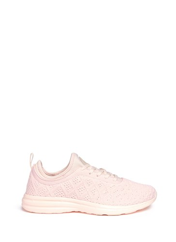 Athletic Propulsion Labs 'Techloom Phantom' Knit Sneakers Pink zbNeAvwJhS