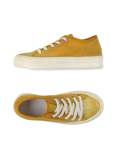 KEEP ORIGINALS Sneakers Yellow C8OON7D