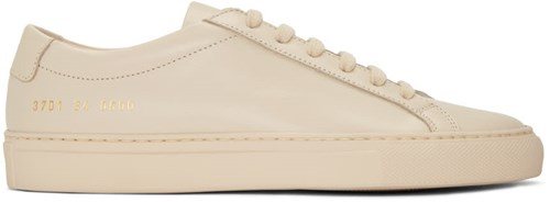 Common Projects Woman By Pink Original Achilles Low Sneakers YxaOMy6