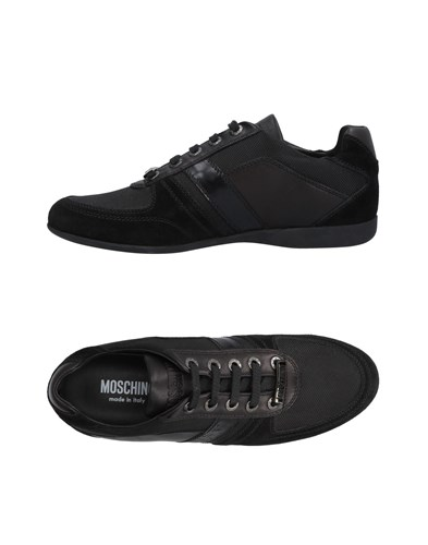 Moschino Sneakers Black bz6BrESan