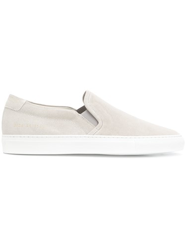 Common Projects Low Top Sneakers Grey LyHI0ca