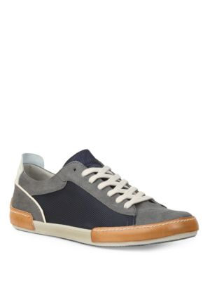 GBX Bran Lace Up Sneakers Grey GVgNby