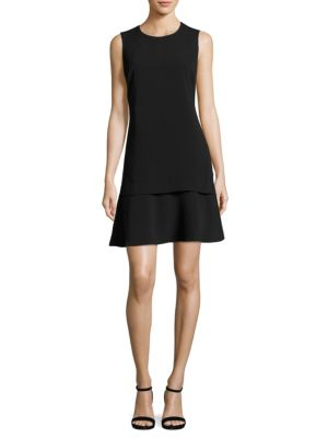 Kobi Halperin Astra Slim Fit Dress Black 8sOWOg1Cwu