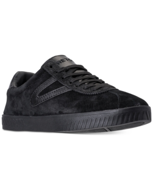 Tretorn Men's Camden 3 Casual Sneakers From Finish Line Black Black 9ITGLN