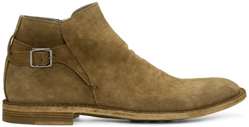 Suede Standard Brown Boots 16 Creative Officine w8aEFa