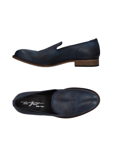 TON GOÛT Loafers Dark Blue vKMTH