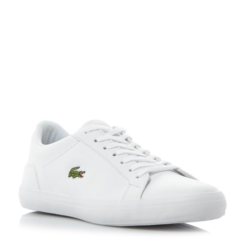 Lacoste Lerond Vulcanised White Vulcanised Trainers Trainers Lerond Lacoste wTPwr