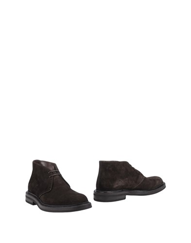 WINSOR Ankle Boots Dark Brown s6Eh6