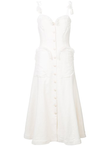 Alice McCall Girls On Film Dress White irpTEm