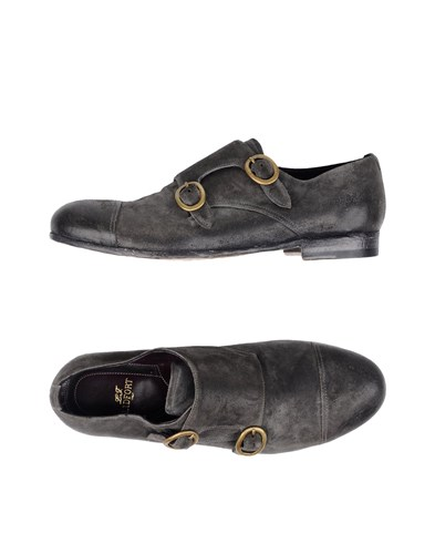 Lidfort Loafers Lead ytnC4W