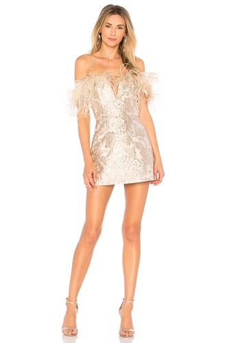 McCall Goes Party Pop Metallic Dress Alice Silver The PO6g6q