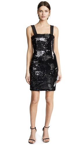 London Dress Salar Silver Mini Galvan Black xFqYwtgdY