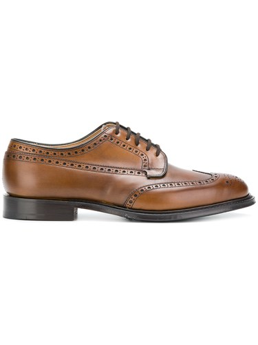 Church's Thickwood Longwing Brogues Brown f87fh1RyH0