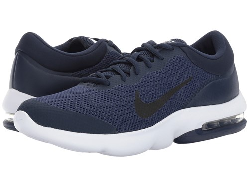 Nike Air Max Advantage Midnight Navy Obsidian White Running Shoes Blue vVM9eeH