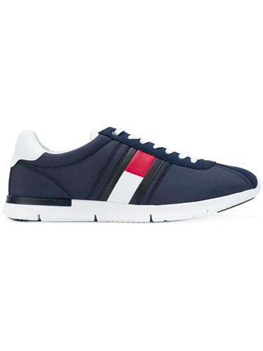 Tommy Hilfiger Side Panel Sneaker Blue UoIdxy