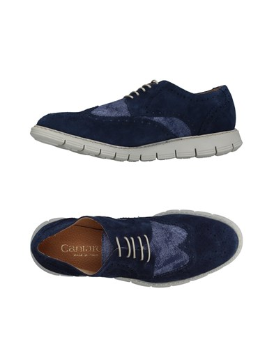 Cantarelli Lace Up Shoes Dark Blue bTLXXsHrHK