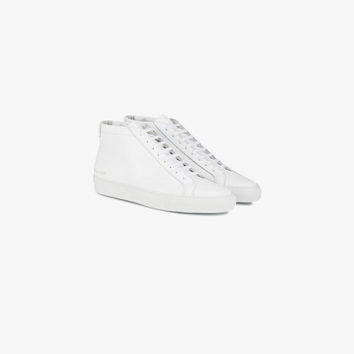 Common Projects Achilles High Top Sneakers White o7zqkdb