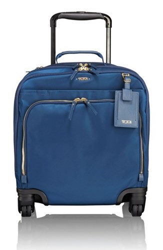 Tumi 'Voyageur Oslo' Compact Wheeled Carry On Blue Ocean Blue zHV8m
