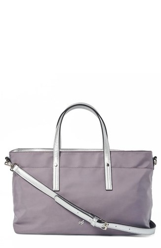 Urban Originals Superstar Nylon Tote Grey Grey Silver z5Nc492