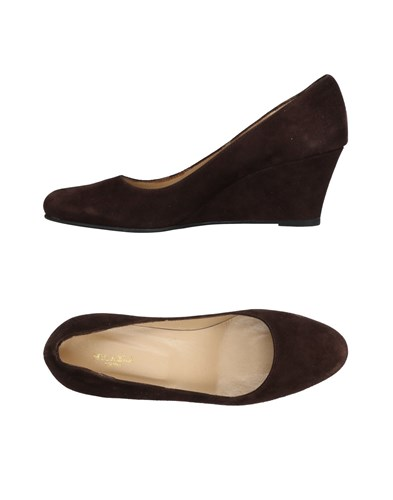 MICAELA Cortina Pumps Dark Brown HcoqYEm