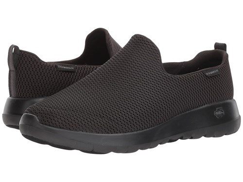 Skechers Go Walk Max Black Men's Slip On Shoes o16oxANkC