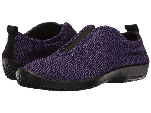 ARCOPEDICO Es Plum Slip On Shoes Purple bi6G4h