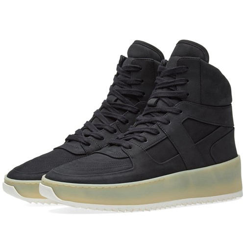 Fear Of God Basketball Sneaker Black GiMToPp