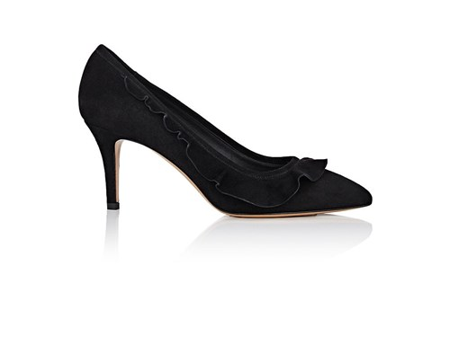 Isabel Marant Women's Poween Suede Pumps Black FOIqDXNu2A