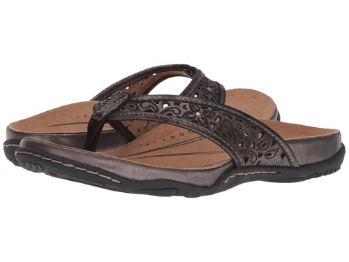 Earth Maya Pewter Distressed Leather Women's Shoes 75SSGpKQ6