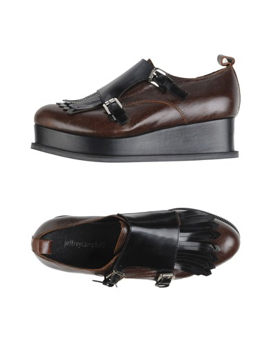 Jeffrey Campbell Loafers Cocoa MoAgZ6F