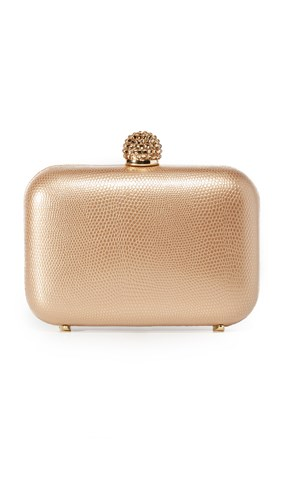 Inge Christopher Clutch Leather Fiona Gold Hg8rH