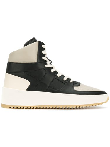 Fear Of God Basketball Sneakers Black 3RlXdxZH