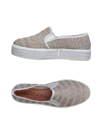 67 SIXTYSEVEN Espadrilles Silver rb2l7rdY