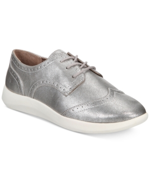 Giani Bernini Sandii Sneakers Created For Macy's Women's Shoes Pewter c3g22uAouh