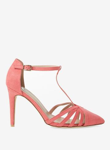 Dorothy Shoes Perkins 'Glee' Fit Pink Wide Court qxR1wfrqy