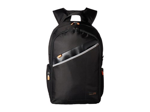 Bags Cable Backpack Backpack With Retractable Black Hedgren Framework wz0877
